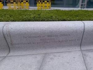 Terminal 5 memorial