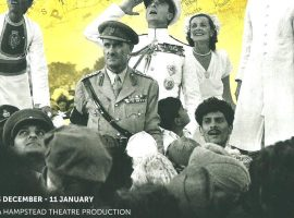 Theatre Review: 'Drawing the Line'