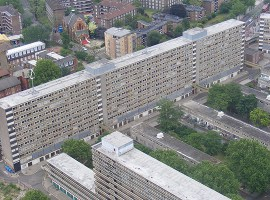 Heygate Estate's stories: Home sweet Home & Ghost Town