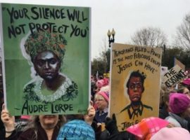 The Women's March: reflections from around the world