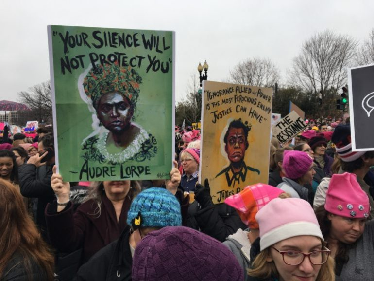 Women's March, DC