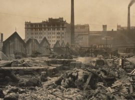 Silvertown a century on: the mysterious cause and tragic legacy of London's biggest explosion