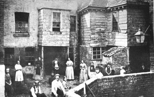 Jennings' Buildings and Grenfell Tower: Housing the Poor in Kensington, Then and Now