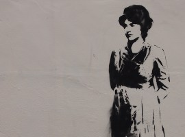We Choose Who Lives Forever: A Monument to Mary Wollstonecraft