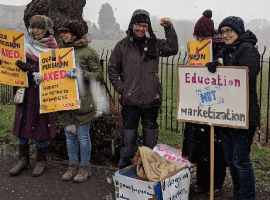 Picket Line Perspectives – Part III: 'Solidarity Forever'