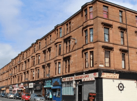 A Family History from Berlin to Glasgow: Memories of Dumbarton Road by Martin Chalmers