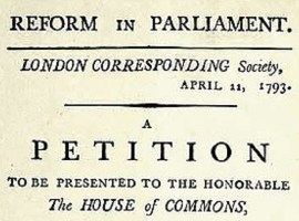 Petition! Petition!! Petition!!!: Mass petitions in historical context