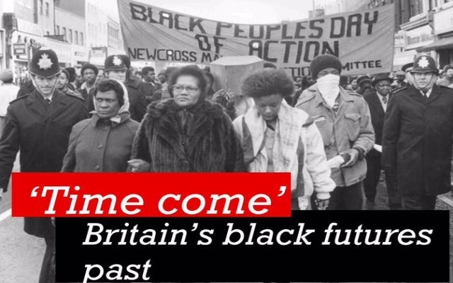 The IHR 2019 Wiley Lecture: 'Time Come': Britain's black futures past