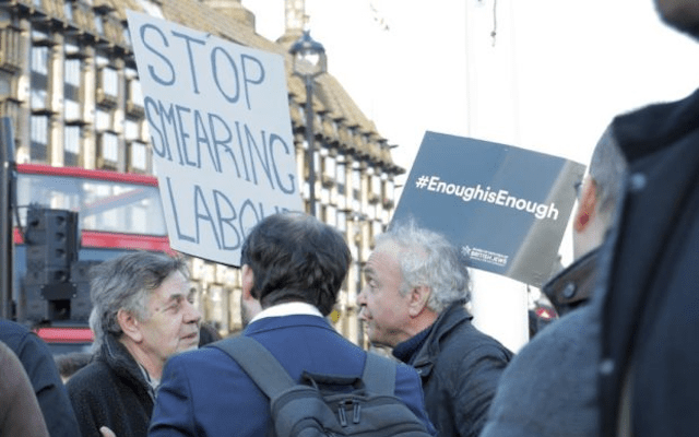"""Jeremy Corbyn, """"Imperialism"""", and Labour's Antisemitism Problem"""