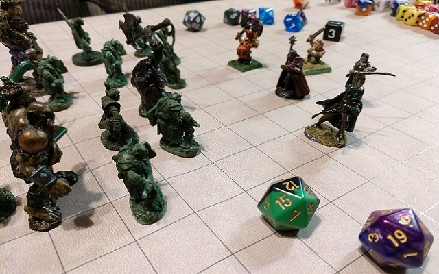 White Supremacy and Medievalism in Online Dungeons and Dragons Communities
