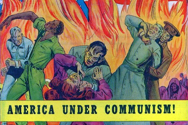 Red (Un)Scare? A History of Soviet Non-Interference