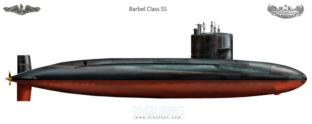 medium resolution of the last us navy diesel subs barbel class