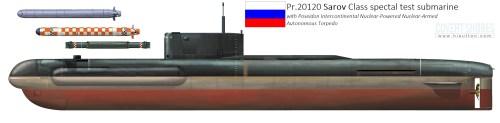 small resolution of h i sutton covert shoresoriginal artwork of sarov with poseidon torpedo click image for high resolution
