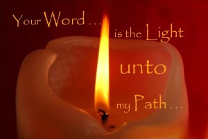 Your Word My Light