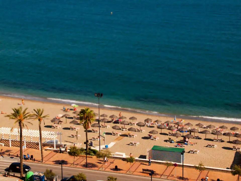 Costa del Sol - wybrzeże