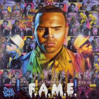 Chris Brown - F.A.M.E. cover
