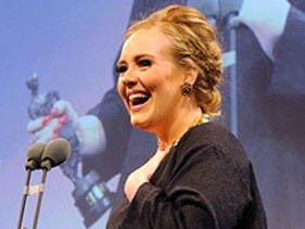 Adele@ Ivor Novello Awards 2012