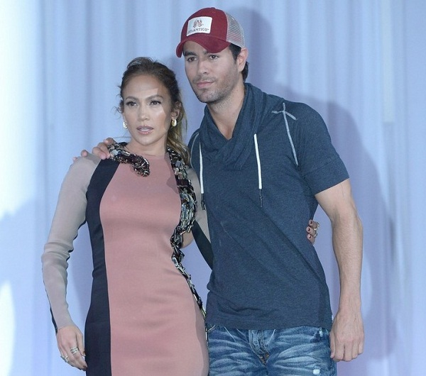 Enrique Iglesias, Jennifer Lopez And Wisin Y Yandel live tour
