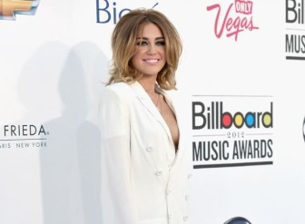 Miley Cyrus Billboard Music Awards 2012