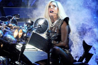 Lady GaGa - The Born This Way Ball Tour