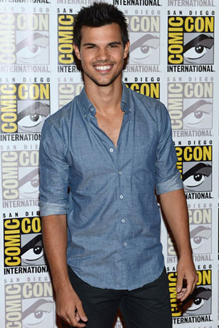 Taylor Lautner (Credits Getty Images)