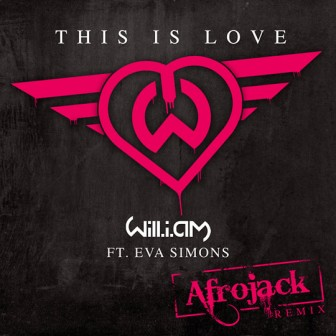 This Is Love Afrojack Remix