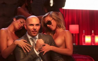 "Pitbull ""Don't Stop The Party"""