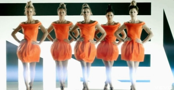 Girls Aloud – Something New video