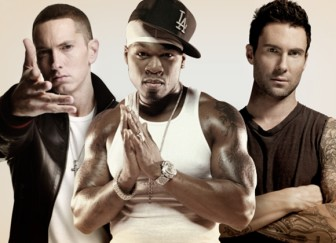 50 Cent - My Life ft. Eminem and Adam Levine