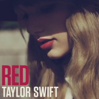 Taylor Swift - RED album cover