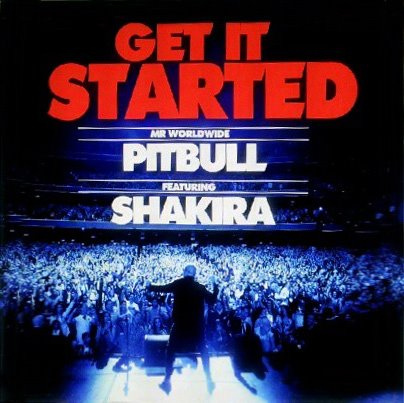 Pitbull feat. Shakira – Get It Started (cover)