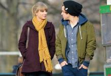 Taylor Swift and Harry Style @ Central Park Zoo