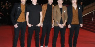 One Direction @ NRJ Music Awards
