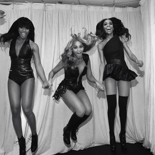 Destiny's Child στο super bowl 2013