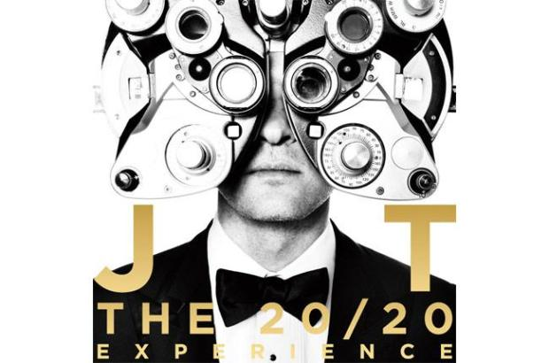 The 20/20 Experience (album cover)