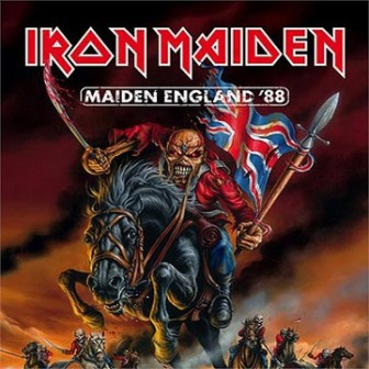 Maiden England '88 - iron maiden