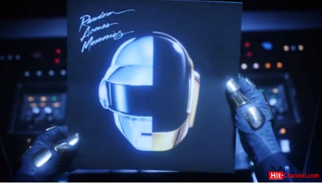 Daft Punk - Random Access Memories Unboxed-hitchannel