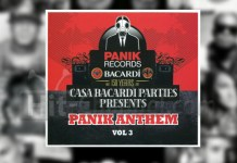 Panik Anthem vol.3 - Panik Records
