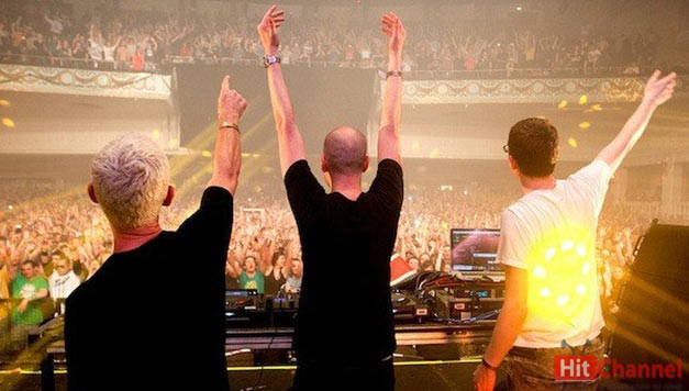Hello Above & Beyond