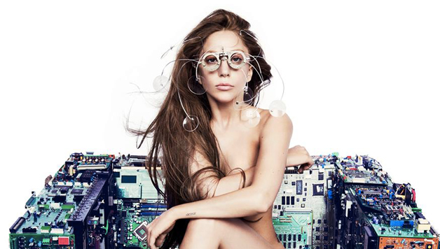 LadY GaGa ARTPOP Vol.2