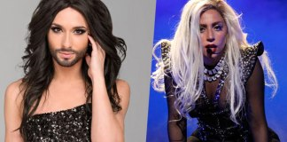 Η Lady Gaga δεν επιλέγει τη Conchita Wurst για το «ArtRave: The Artpop Ball Tour»