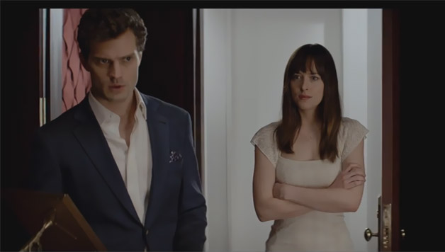 Fifty Shades Of Grey - Trailer