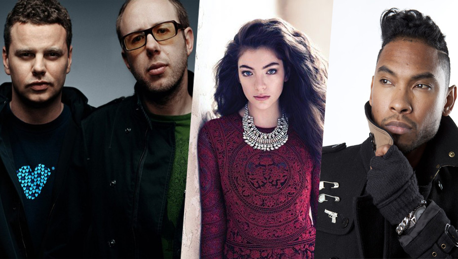 The Chemical Brothers ft. Miguel & Lorde – This Is Not A Game