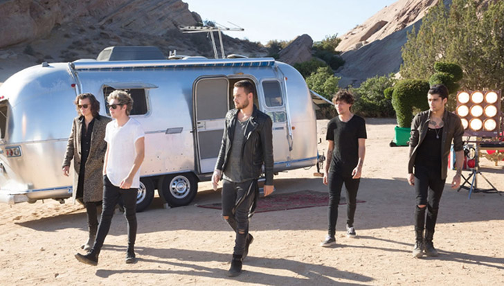 One Direction - Steal My Girl | Video Premiere