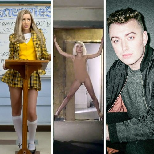 Iggy Azalea - Sia - Sam Smith