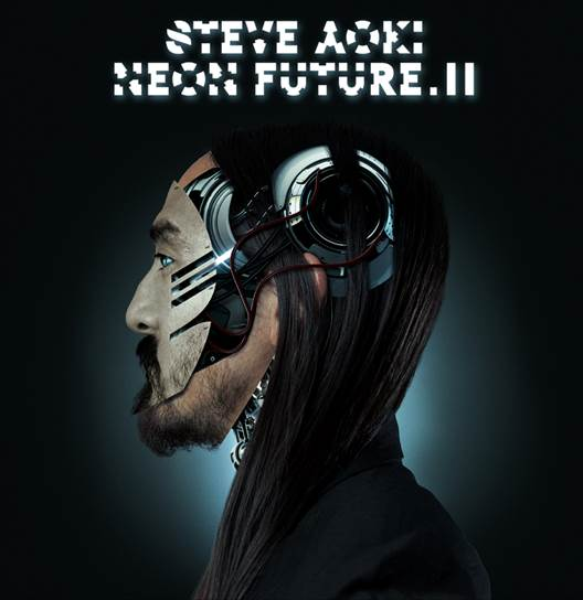 Steve Aoki - Neon Future II album cover
