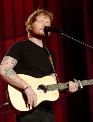 Billboard Music Awards 2015 Ed Sheeran 1
