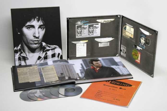 Bruce Springsteen, The Ties That Bind: The River Collection