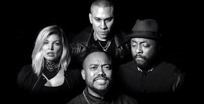 The Black Eyed Peas - Where's the love (2016 remake)