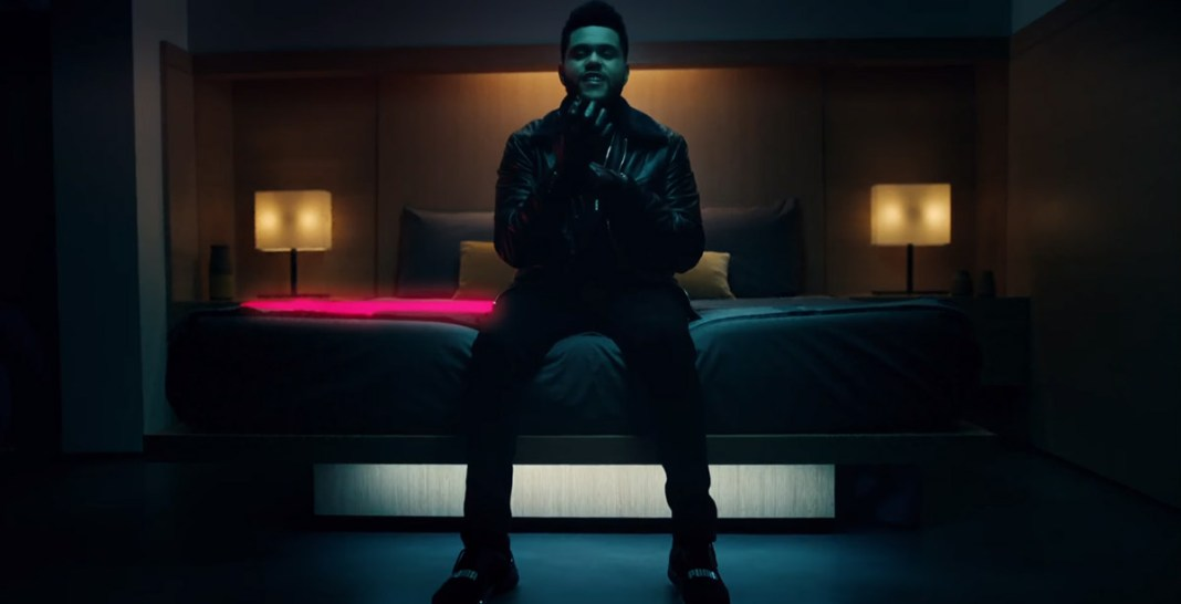 The Weeknd feat Daft Punk - Starboy (official video clip) - Hit Channel